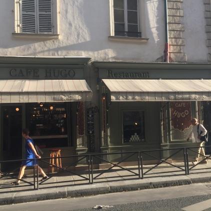 Café Hugo - Picture by Maria Magdeleina Lotfi